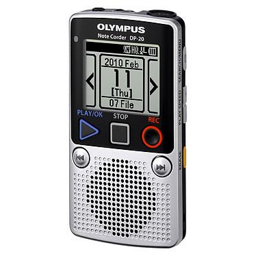 Olympus DP-20 Dictaphone numérique 1 Go