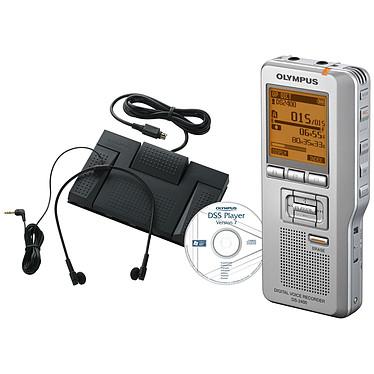Olympus Starter Kit DS & AS 2400 Olympus Starter Kit DS & AS 2400 - Dictaphone SD et Kit de transcription