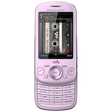 Sony Ericsson Zylo Rose Sony Ericsson Zylo Rose - Téléphone 3G+