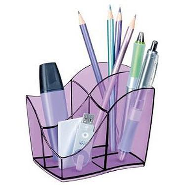 CEP Multipot ISIS Tonic lilas - Pot à crayon CEP Multipot ISIS Tonic lilas - Pot à crayon