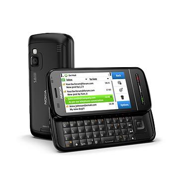 Avis Nokia C6 Qwerty Noir