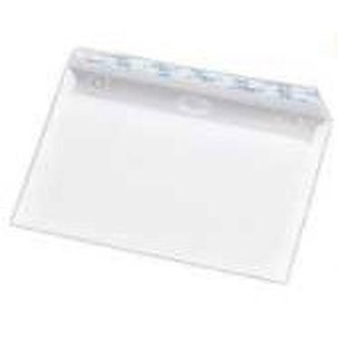 Enveloppes blanches C6 70g par 500 Enveloppes blanches C6 70g par 500