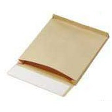 Enveloppes kraft C4 soufflet fenetre 120g par 200 Enveloppes kraft C4 soufflet fenetre 120g par 200