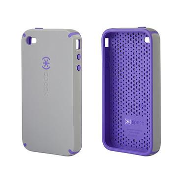 Speck CandyShell Case Speck CandyShell Case - Etui pour iPhone 4 (coloris gris)