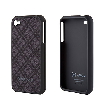 Speck Fitted Case Speck Fitted Case - Etui pour iPhone 4 (coloris noir)