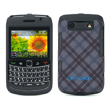 Speck Fitted Case Speck Fitted Case - Etui pour Blackberry 9700 Bold (coloris noir)