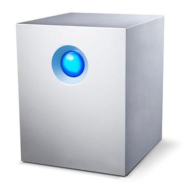LaCie 5big Backup Server 10 To Serveur de sauvegarde professionnel à 5 disques (garantie LaCie 3 ans)