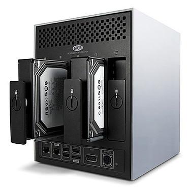 Avis LaCie 5big Backup Server 10 To