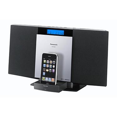 Panasonic SC-HC20 Panasonic SC-HC20 - Micro chaine iPod / iPhone