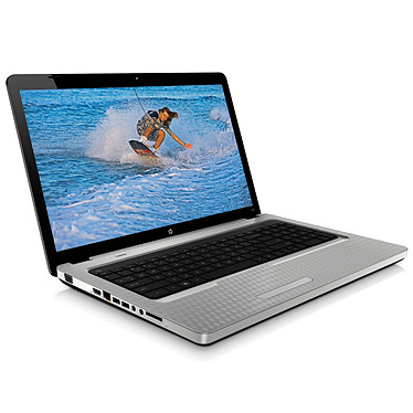 "HP G72-150EF HP G72-150EF - Intel Core i3-330M 4 Go 320 Go 17.3"" LED ATI Mobility Radeon HD 5430 Graveur DVD LightScribe Wi-Fi N Webcam Windows 7 Premium 64 bits"