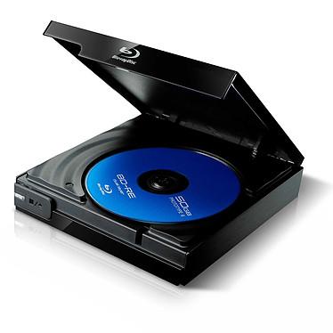 Plextor PX-B120U Plextor PX-B120U - Lecteur Blu-ray et DVD externe (USB 2.0)