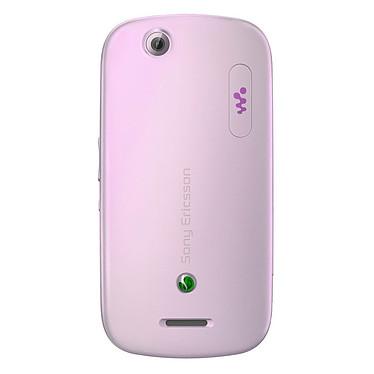 Acheter Sony Ericsson Zylo Rose + Mini enceintes MS410
