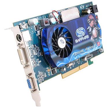 Sapphire Radeon HD 2600 XT AGP Sapphire Radeon HD 2600 XT - 256 Mo TV-Out/DVI - AGP (ATI Radeon HD 2600 XT)