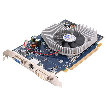 Sapphire Radeon X1550 256 MB Sapphire Radeon X1550 256 MB - 256 Mo - TV Out/DVI - PCI Express (ATI Radeon X1550)