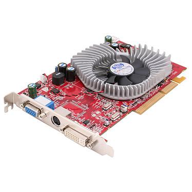 Sapphire Radeon X1550 512 MB Sapphire Radeon X1550 512 MB - 512 Mo - TV Out/DVI - AGP (ATI Radeon X1550)