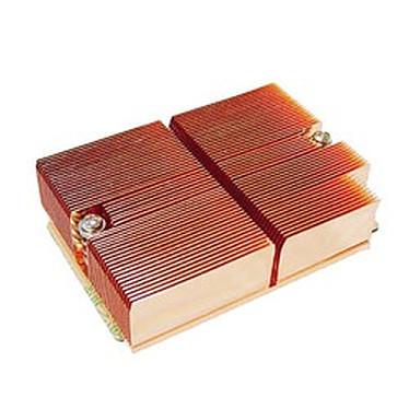 Dynatron T51G Dynatron T51G - Dissipateur cuivre 1U pour processeur AMD Opteron séries 4100 (socket AMD C32)