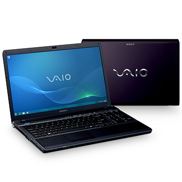 "Sony VAIO VPCF12S1E/B Sony VAIO VPCF12S1E/B - Intel Core i7-740QM 6 Go 500 Go 16.4"" LCD NVIDIA GeForce GT 330M Combo Lecteur Blu-ray/Graveur DVD Wi-Fi N/Bluetooth Webcam Windows 7 Premium 64 bits"