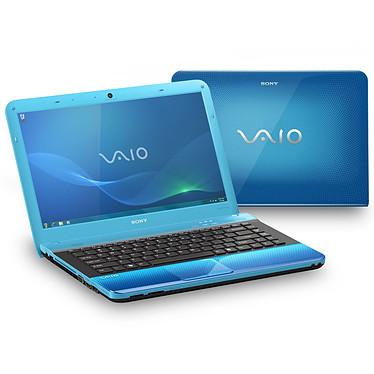 "Sony VAIO VPCEA2S1E/L Sony VAIO VPCEA2S1E/L - Intel Core i3-350M 4 Go 500 Go 14"" LED ATI Mobility Radeon HD 5145 Graveur DVD Wi-Fi N/Bluetooth Webcam Windows 7 Premium 64 bits"