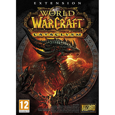 World of Warcraft : Cataclysm (PC) - Add-on pour World of Warcraft