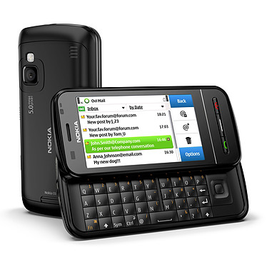 Avis Nokia C6 Noir