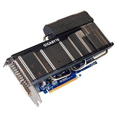 Gigabyte R577SL-1GD Silent Gigabyte R577SL-1GD Silent - 1 Go HDMI/DVI/DisplayPort - PCI Express (ATI Radeon HD 5770)