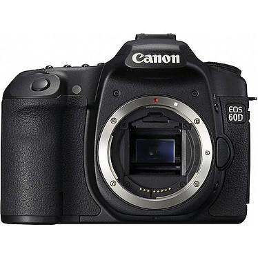 """Canon EOS 60D Réflex Numérique 18 MP - Ecran 3"""" - Vidéo Full HD (boîtier nu)"""