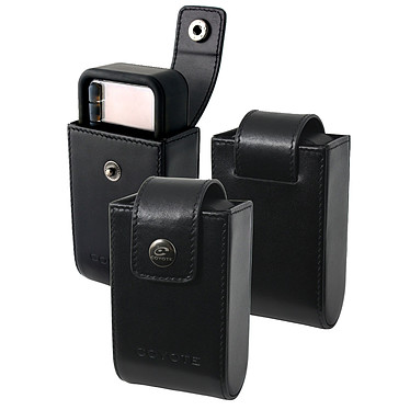 Coyote Holster pour Mini Coyote v1 et v2 Coyote Holster - Etui en cuir pour Mini Coyote v1 et v2