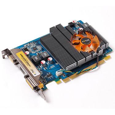ZOTAC GeForce GT 240 1 GB ZOTAC GeForce GT 240 1 GB - 1 Go HDMI/DVI - PCI Express (NVIDIA GeForce avec CUDA GT 240)