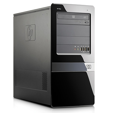 HP Elite 7100 Intel Core i5-650 3 Go 500 Go HP Elite 7100 - Station de travail format microtour - Intel Core i5 650 3 Go 500 Go Graveur DVD Windows 7 Professionnel