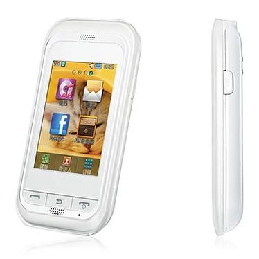 Avis Samsung Player Mini GT-C3300 Blanc