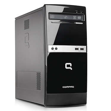 HP Compaq 500B HP Compaq 500B - Station de travail format microtour - Intel Pentium Dual-Core E5400 2 Go 320 Go Graveur DVD Windows 7 Professionnel ou XP Pro