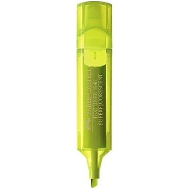 Faber-Castell Superfluo jaune Faber-Castell Superfluo jaune