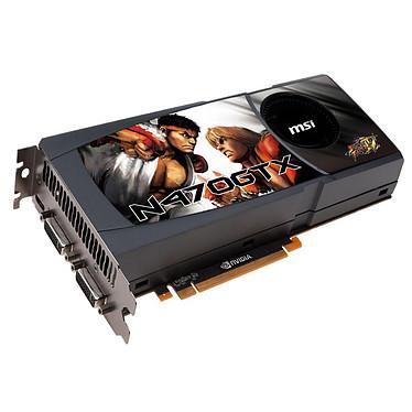 MSI N470GTX-M2D12 MSI N470GTX-M2D12 - 1280 Mo Dual DVI/HDMI - PCI Express (NVIDIA GeForce avec CUDA GTX 470)