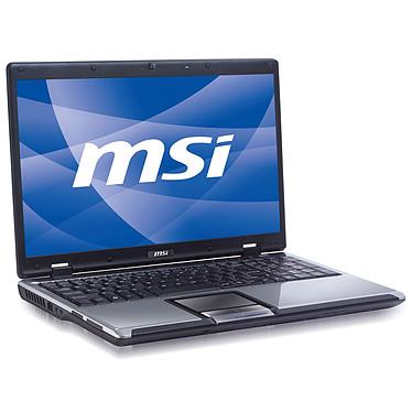 """MSI CR610-217 MSI CR610-217 - AMD Athlon II Dual-Core M300 3 Go 320 Go 16"""" LCD Graveur DVD Wi-Fi N Webcam Windows 7 Premium 64 bits (garantie constructeur 2 ans)"""
