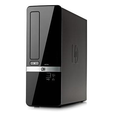 HP Pro 3120 WU181EA HP Pro 3120 - Station de travail format compact microtour - Intel Pentium Dual-Core E5400 2 Go 500 Go Graveur DVD LightScribe Windows 7 Professionnel ou XP Pro