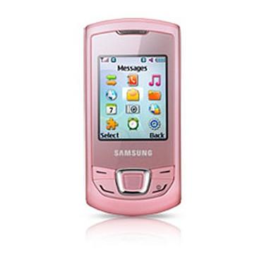 Samsung E2550 Rose Téléphone 2G