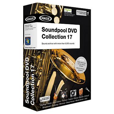 Magix Soundpool DVD Collection 17 MAGIX Soundpool DVD Collection 17 (français, WINDOWS)