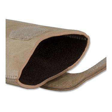Avis Bugatti SlimCase Unique L sable - Etui en cuir universel (pour téléphones portables)