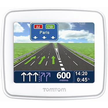 "TomTom Start² Blanc (42 pays d'Europe) TomTom Start² Blanc - GPS 42 pays d'Europe Ecran 3.5"""