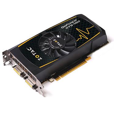 ZOTAC GeForce GTS 450 1 GB 1024 Mo Dual DVI/Mini HDMI- PCI Express (NVIDIA GeForce avec CUDA GTS 450)