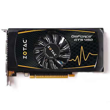 Avis ZOTAC GeForce GTS 450 1 GB