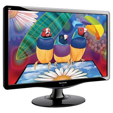"ViewSonic 18.5"" LCD - VA1931wma 1366 x 768 pixels - 5 ms - Format large 16/9 (garantie constructeur 3 ans)"