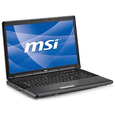 """MSI CR700-226 MSI CR700-226 - Intel Pentium Dual-Core T4500 4 Go 320 Go 17.3"""" LCD Graveur DVD Wi-Fi N Webcam Windows 7 Professionnel + XP Pro (garantie constructeur 2 ans)"""