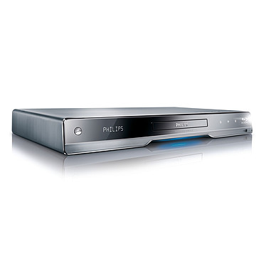 Philips BDP7500B2 Argent Philips BDP7500B2 Argent - Lecteur Blu-ray 3D avec décodeur 7.1 et DLNA 1.5