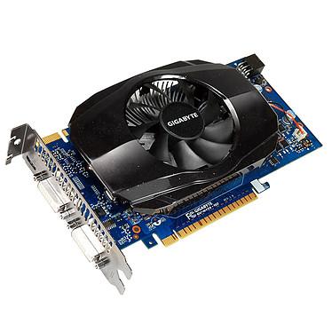 Gigabyte GV-N450-1GI Gigabyte GV-N450-1GI - 1 Go Dual DVI/Mini HDMI- PCI Express (NVIDIA GeForce avec CUDA GTS 450)