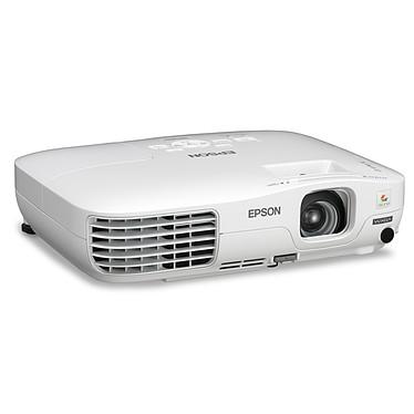 Epson EB-W10 Vidéoprojecteur LCD WXGA 2600 Lumens (garantie constructeur 2 ans/lampe 1 an)