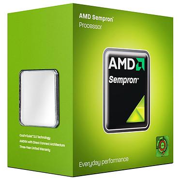 AMD Sempron 145 (2.8 GHz) Processeur Socket AM3 0.045 micron 1 Mo Cache L2 (version boîte - garantie constructeur 3 ans)