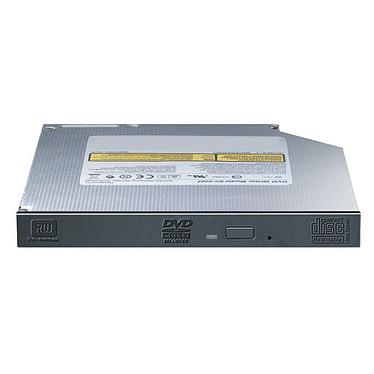Samsung SN-S083F/BEBE Samsung SN-S083F/BEBE - Graveur DVD Slim - DVD(+/-)RW/RAM 8/8/6/6/5x DL(+/-) 6/6x CD-RW 24/24/24x Micro SATA - Noir (bulk)