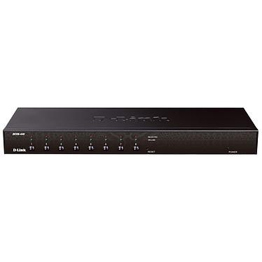 D-Link DKVM-440 D-Link DKVM-440 - Commutateur KVM 8 ports (PS/2 + VGA + Jack)