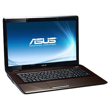"ASUS K72JR-TY110V ASUS K72JR-TY110V - Intel Core i3-370M 4 Go 500 Go 17.3"" LED ATI Mobility Radeon HD 5470 Graveur DVD Wi-Fi N/Bluetooth Webcam Windows 7 Premium 64 bits (garantie constructeur 2 ans)"